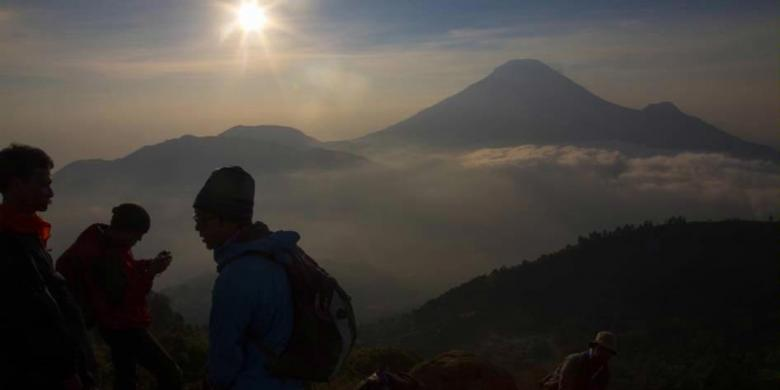 Gubernur Jateng Kawasan Wisata Dieng Segera Ditata Ulang Kompas Com