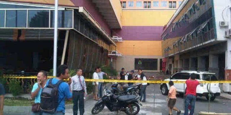 Gempa  Sr Guncang Manado