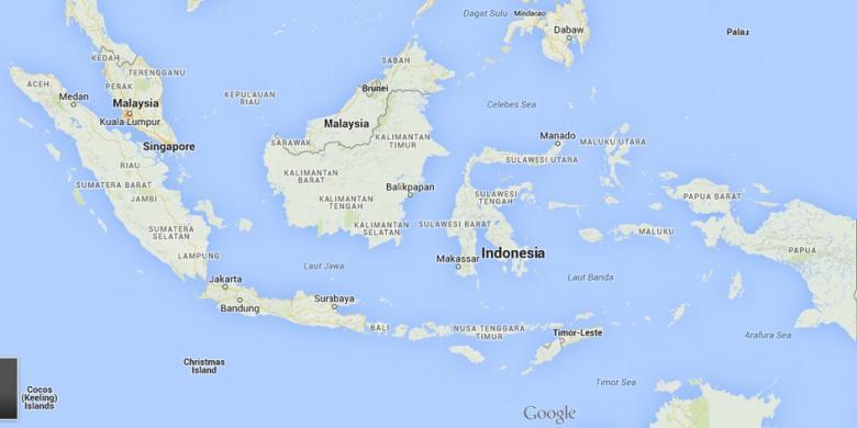 Peta Nkri 2015 Diperkenalkan Batas Laut Teritorial Indonesia Bertambah Gambar