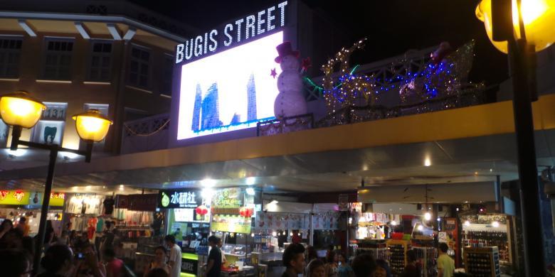 Berburu Oleh Murah Dari Bugis Street Hingga Mustafa Centre