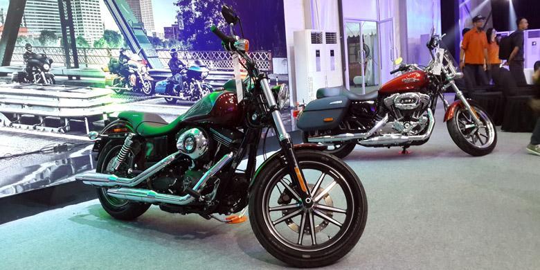 Komunitas Harley-Davidson Maklum Mabua Tutup - Kompas.com