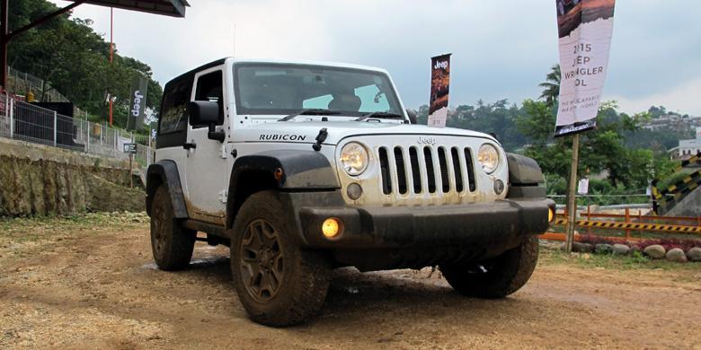 Ini Perubahan Mendasar Jeep Wrangler 2015