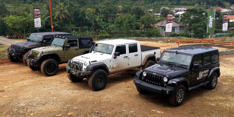 Komandan Jeep: Terjebak dalam Penjualan Rut