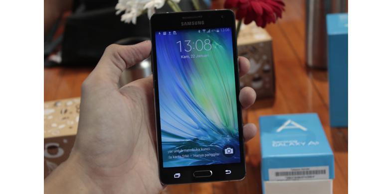 Menjajal Galaxy A3 Dan A5 Di Jakarta