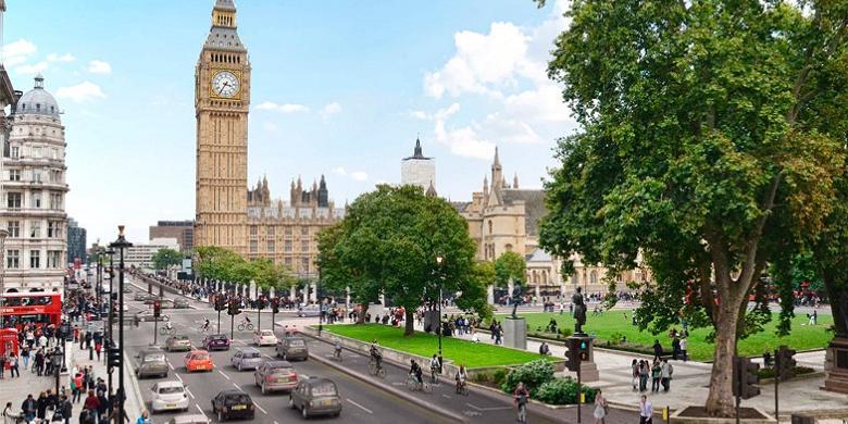 London Bakal Punya Jalur Gowes Terpanjang Di Inggris