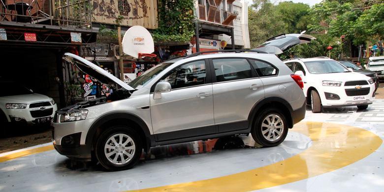 Layanan Purnajual Jadi Fokus Utama Chevrolet Indonesia Kompas