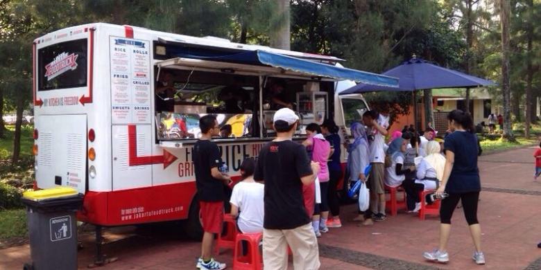 Food Truck Bisnis Dapur Berjalan Nan Menguntungkan