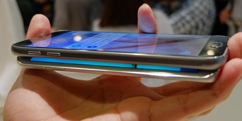 Berapa Harga Galaxy S6 Dan S6 Edge Kompas Com