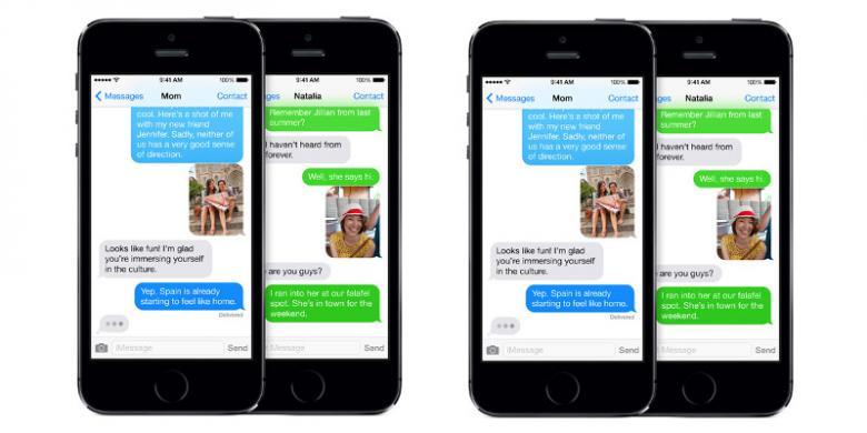 Jangan Buka Sms Ini Bisa Bikin Iphone Membeku Kompas Com