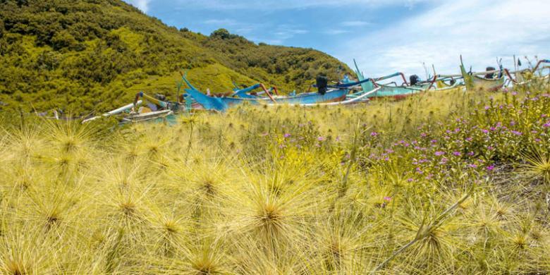 Asyik River Tubing Lengkapi Wisata Pantai Payangan Jember