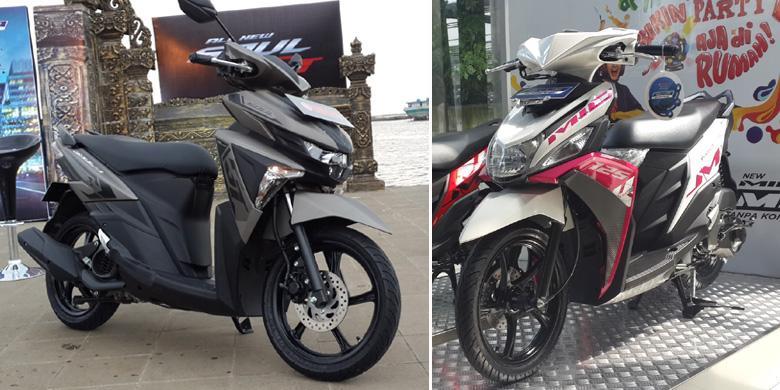 KompasOtomotif Donny Apriliananda Yamaha All New Soul GT Kiri Dan Mio M3 Menggunakan Mesin Yang Sama Namun Ada Pembeda