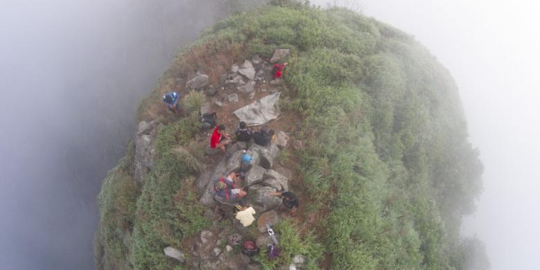Tiga Gunung Di Purwakarta Akan Dikelola Secara Terintegrasi