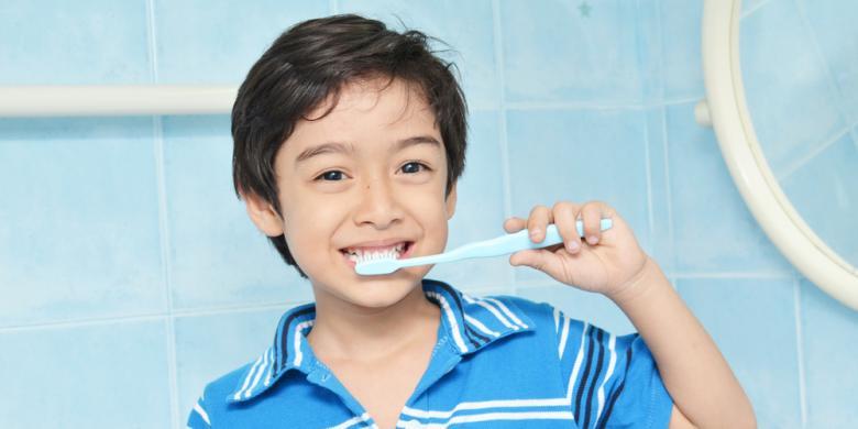 7 Kesalahan Perawatan Gigi Anak Kompas Com