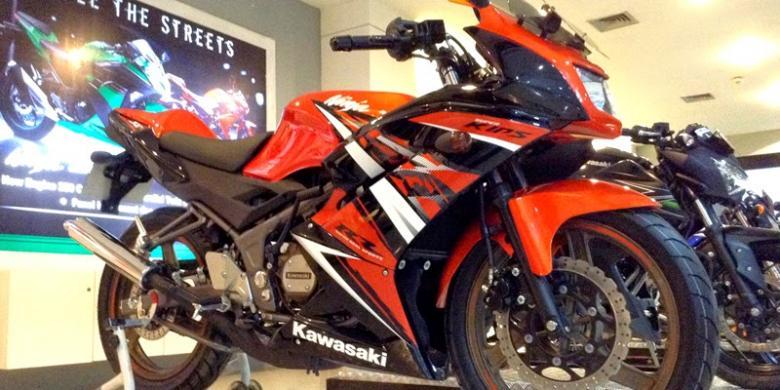 Kawasaki Ninja RR Special Editionkompas