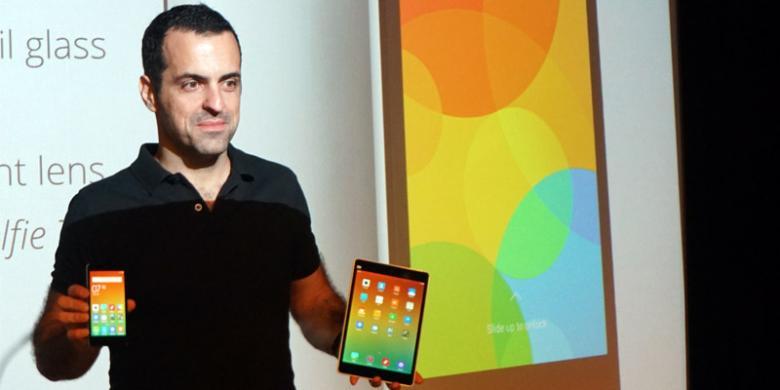 Tablet Xiaomi Mi Pad Dijual 8 April Di Indonesia Harganya