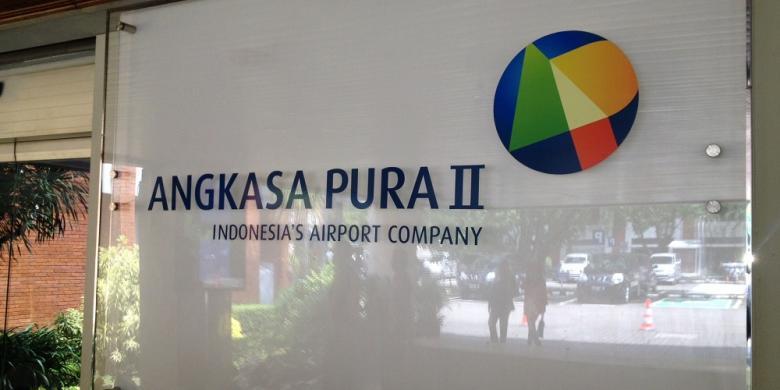 Logo Angkasa Pura II | Sumber: Ekonomi Kompas