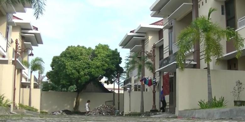 Inikah Rumah Putra Sulung Presiden Jokowi Setelah Menikah