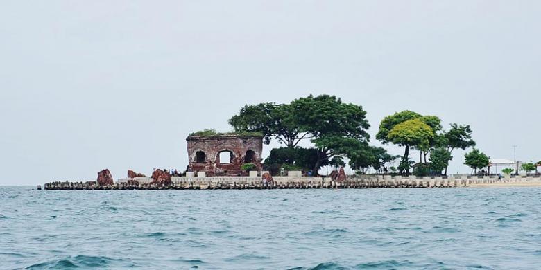 Hasil gambar untuk pulau onrust