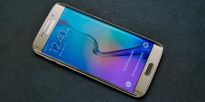 Review Galaxy S6 Edge Cantik Di Luar Buas Di Dalam Kompas Com
