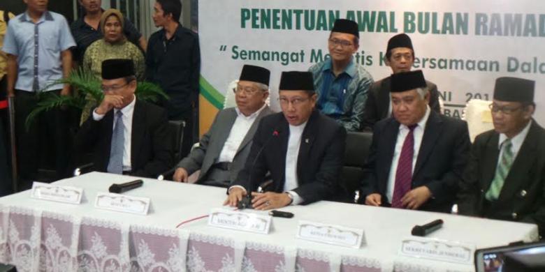 Tentukan Lebaran Kementerian Agama Gelar Sidang Isbat Hari