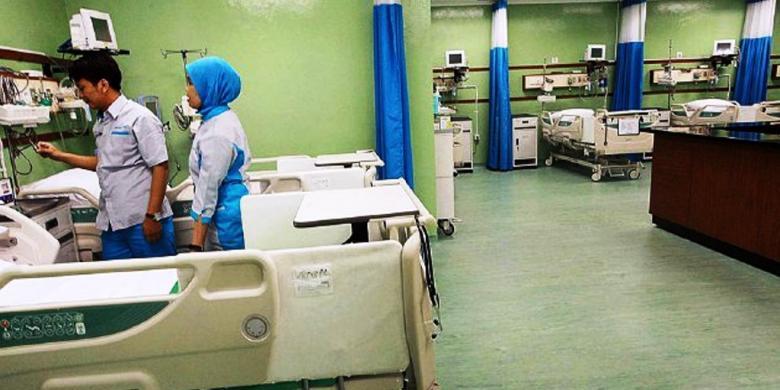 Kota Tangerang Operasikan Rsud Tanpa Kelas Kompascom