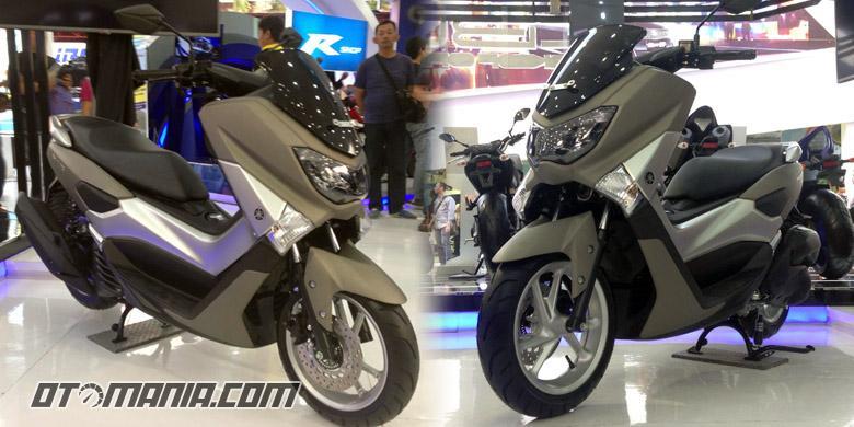 Yamaha Nmax Non Abs Lebih Murah Rp 4 4 Juta Kompas Com