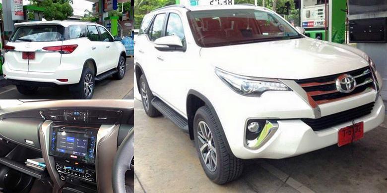 Sekencang Apa Toyota Fortuner Setya Novanto Sebelum 33