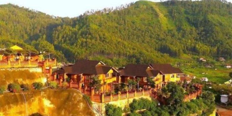 5 Hotel Dengan Pemandangan Paling Menakjubkan Di Malang Kompascom