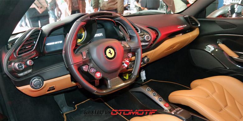 Ferrari 488 Gtb Meluncur Di Indonesia