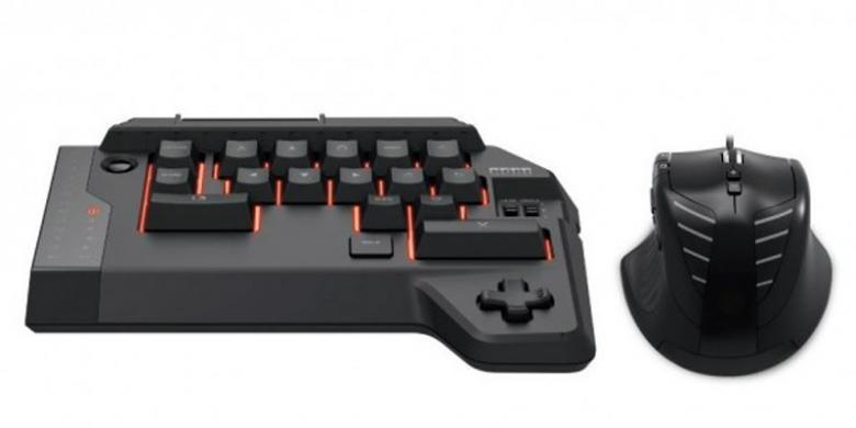 Begini Bentuk Keyboard dan Mouse untuk PlayStation 4 - Kompas.com 9167a5185a