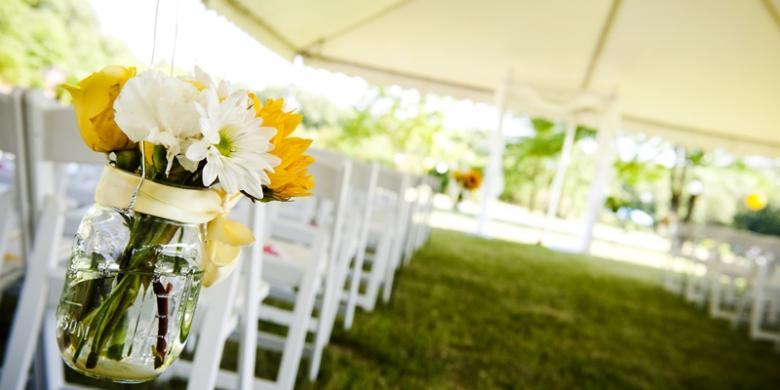 Berkenalan Dengan Karakteristik Gaun Pernikahan Outdoor