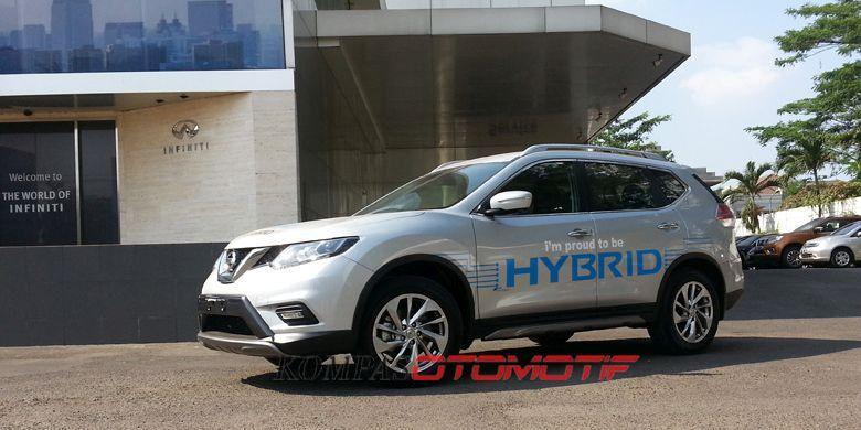 Nissan Hybrid Suv >> Lebih Intim Dengan Nissan X Trail Hybrid