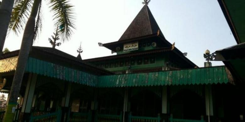 Cerita Menarik Di Balik Masjid Tertua Di Kalimantan Selatan Halaman