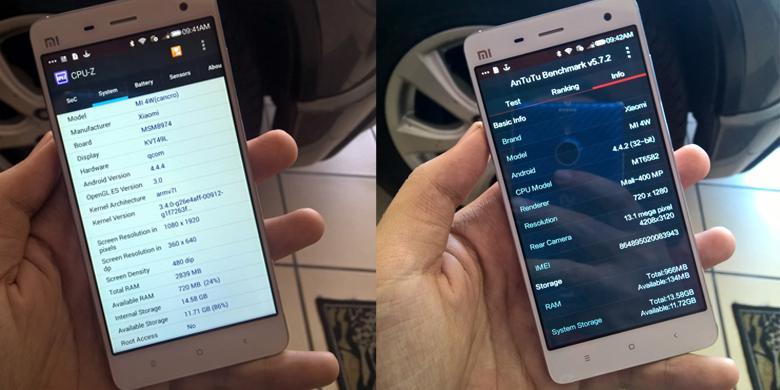 Cara Membedakan Ponsel Xiaomi Kw Dan Asli