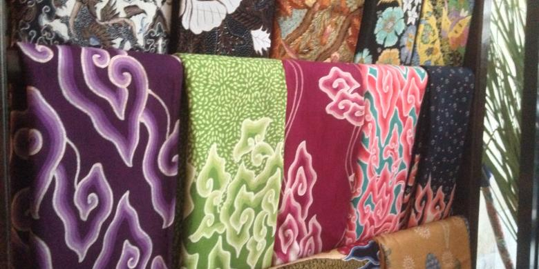 Mengintip Proses Pembuatan Batik Cirebon