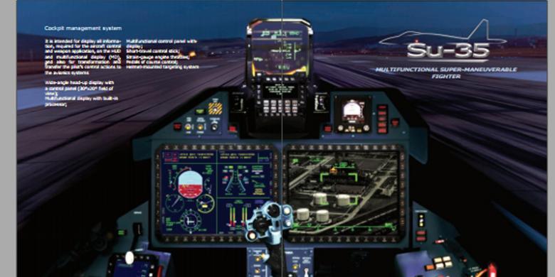 The cockpit | kompas.com