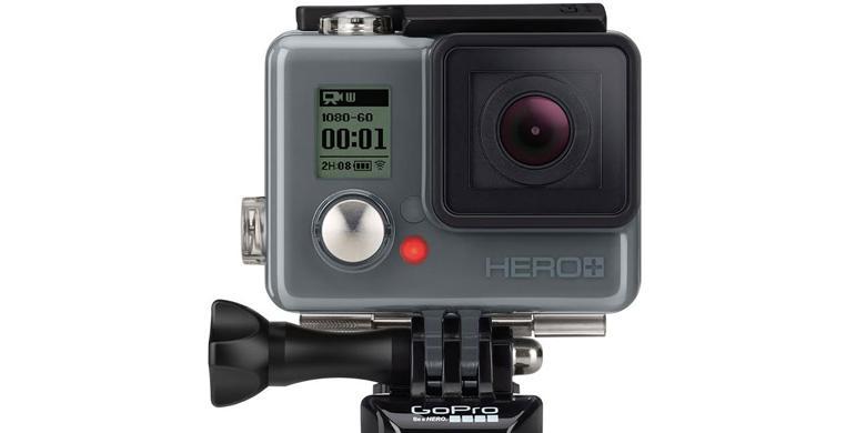 Gopro Hero Plus Baru Ada Wifi Dan Bluetooth Kompas Com