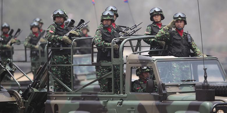 Peringkat Indonesia Turun dalam Daftar Kekuatan Militer Terkuat di Dunia, Tapi Masih Satu Tingkat di Atas Israel