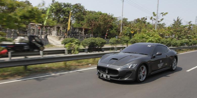 Maserati Granturismo Mc >> Maserati Granturismo Mc Stradale Klimis Tapi Buas Halaman