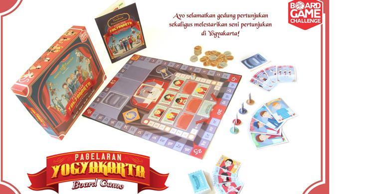 """Dua """"Board Game"""" Buatan Indonesia Sudah Bisa Dipesan"""
