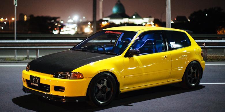 "Honda Estilo, ""Hatchback"" Legendaris 3 Pintu yang Masih Diburu on"