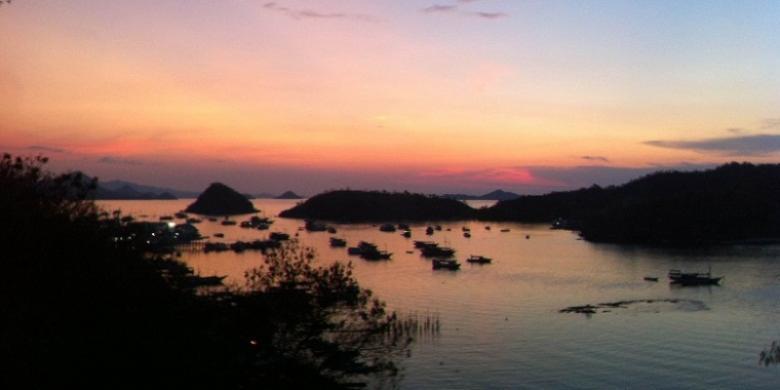 Berburu Sunset Di Labuan Bajo Coba Ke Lokasi Ini
