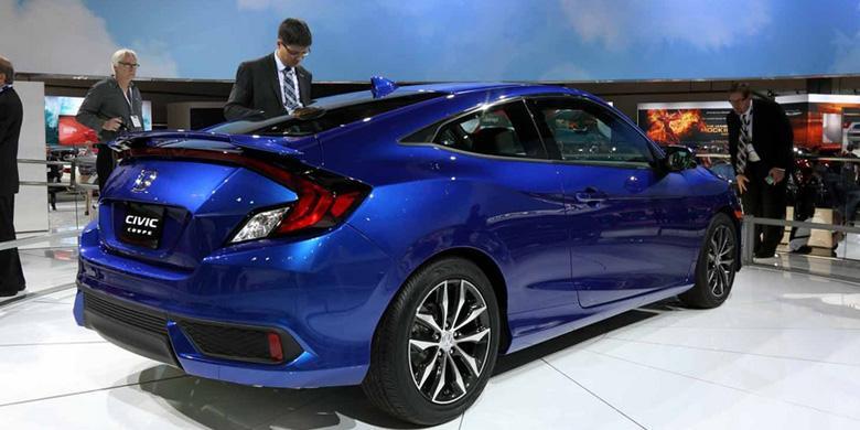 Paras Baru Honda Civic 2 Pintu - Kompas.com on