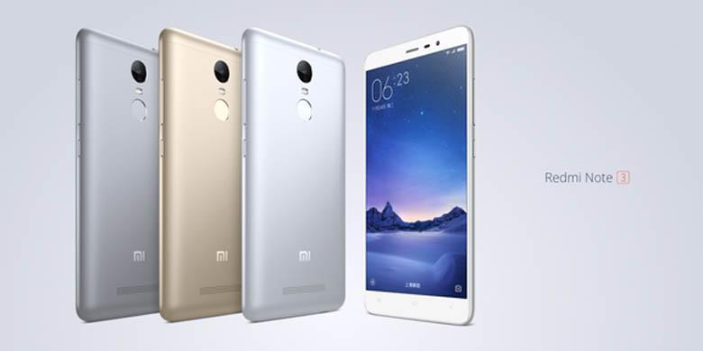 Berapa Harga Xiaomi Redmi Note 3
