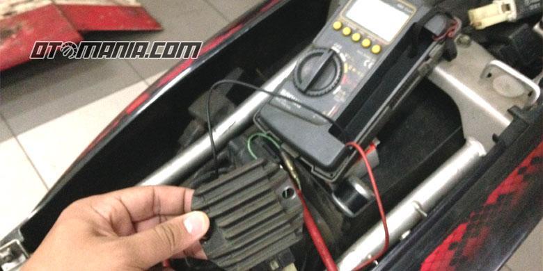 """Mengenali Fungsi """"Kiprok"""" di Sepeda Motor - Kompas.com"""