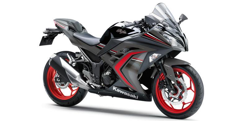 Gagal Curi Sepeda Motor Kawasaki Ninja Perampok Malah Kehilangan