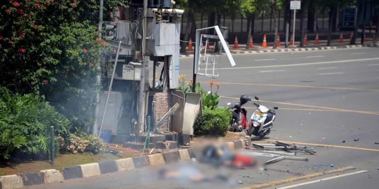 Wakapolri Pelaku Bom Sarinah Merupakan Teroris Tahun Baru Kompas Com