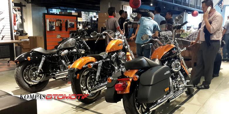Langkah Baru Mabua Harley-Davidson Setelah Tutup - Kompas.com