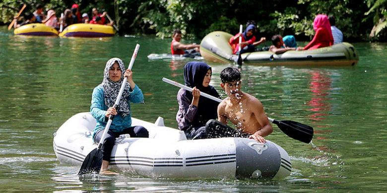 Tiga Hambatan Pengembangan Wisata Halal Di Indonesia Kompas Com