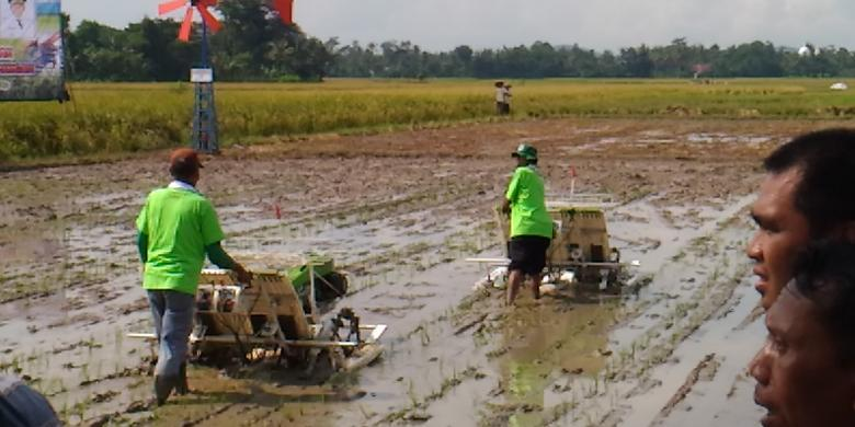 Potensi Pasar Alat Mesin Pertanian Masih Besar Kompascom